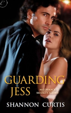 http://www.amazon.com/Guarding-Jess-McCormack-Security-Agency-ebook/dp/B00DJLSEQ4/ref=sr_1_1?ie=UTF8&qid=1412739010&sr=8-1&keywords=guarding+jess+by+shannon+curtis